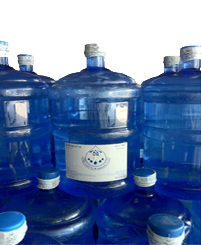 น้ำดื่มบรรจุถัง 18.9 ลิตร