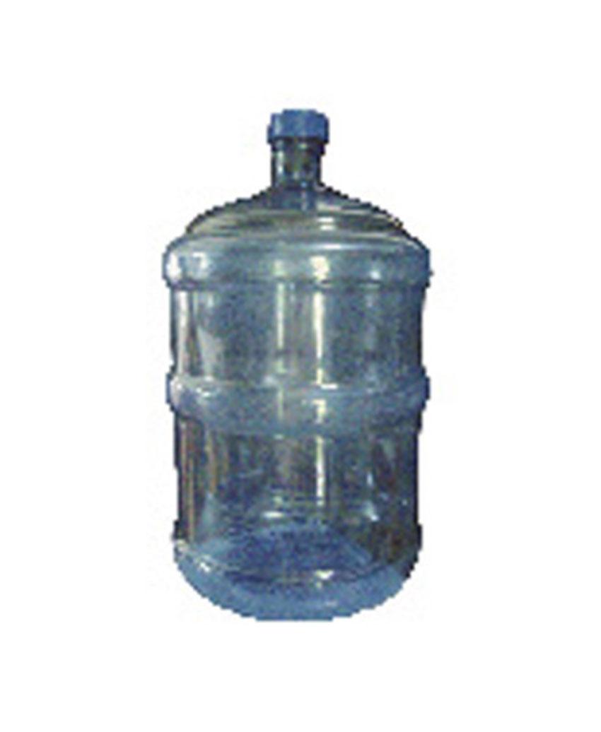 น้ำดื่มบรรจุถังใส 18.9 ลิตร