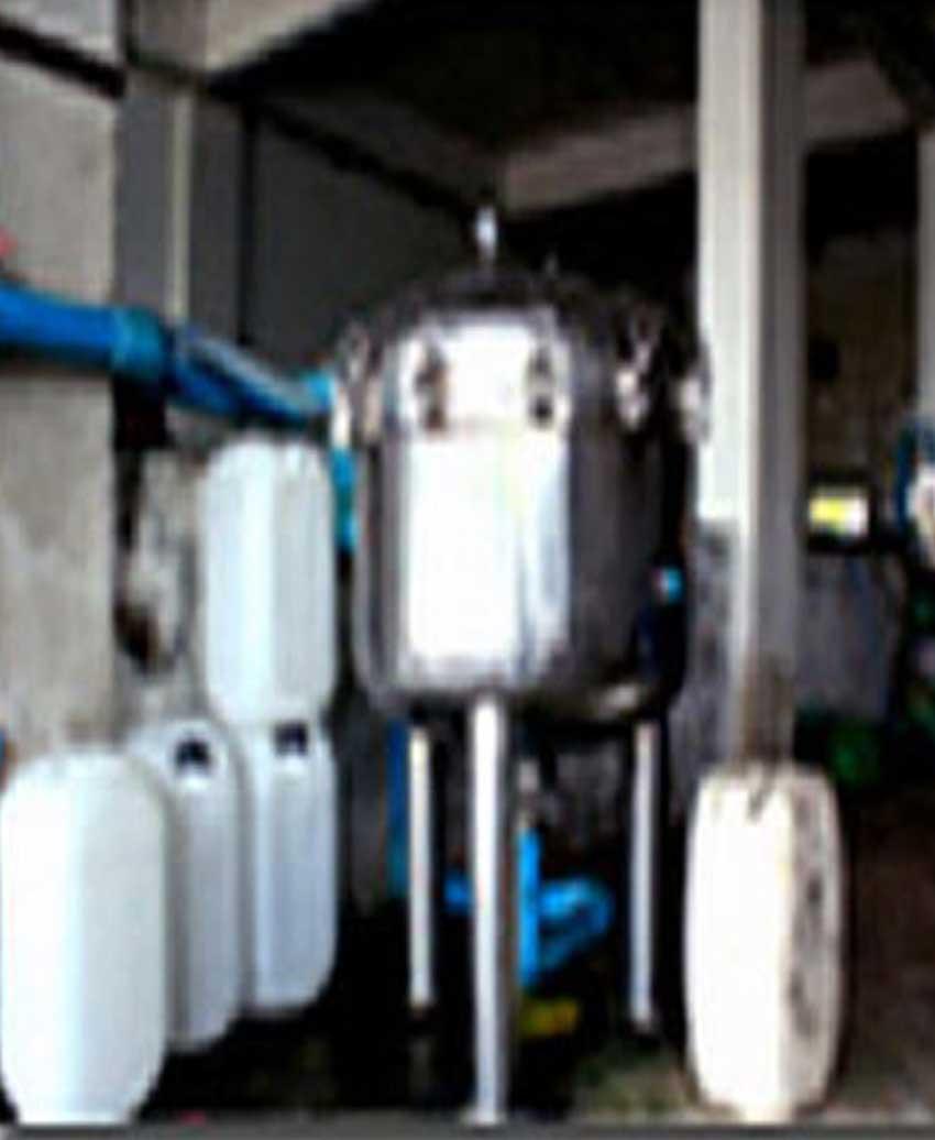 ขบวนการผลิตน้ำกลั่นบริสุทธิ์ บรรจุถัง 20 ลิตร